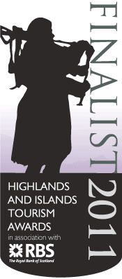Highland Tourism Award Finalist