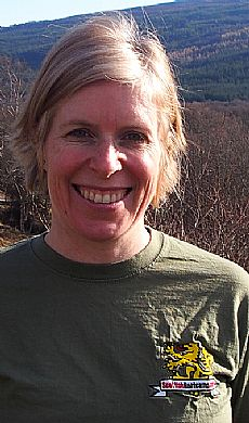 Elaine, Scottish Boot Camp Co-Owner