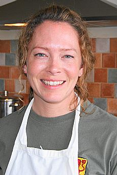 Lileen, Scottish Boot Camp Chef
