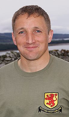 Mark, Scottish Boot Camp PTI