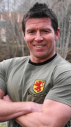 Paddy, Scottish Boot Camp Senior PTI